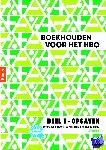 Heeswijk, Gerard van - Boekhouden voor het hbo deel 1. Opgaven (tweede druk)