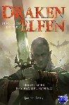Hennen, Bernhard - Drakenelfen 1 De Gevallen Koning - POD editie