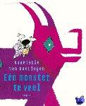 Haeringen, Annemarie van - Eén monster te veel