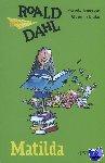 Dahl, Roald - Matilda, paperback