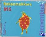 - Stenvertblok Rekenmakkers set 5 ex M6 Leerlingenboek