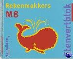 Beusekom, N. van - Stenfertblok rekenmakkers M8