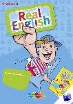 Niekel, J., Mol, Hans - Real English Testbook Groep 8 set 5 ex