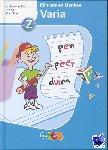 Reitsma, Michelle - Varia Groep 3-4 leerlingenboek