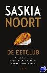Noort, Saskia - De eetclub