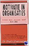 Lange, H. - Motivatie in organisaties