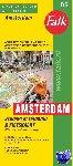 - Falk stadsplattegrond & fietskaart Amsterdam