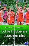 Scheldwacht, Ricci - Echte hockeyers douchen niet - POD editie