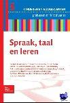 Bronkhorst, John, Eimers, T., Embrechts, M., Franken, M.C. - Reeks Kinderen en Adolescenten Spraak, taal en leren 5 - POD editie
