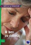 Krogt, S. van der, Starink, A., Questgroep - Casuistiek voor apothekersassistenten Casuïstiek voor apothekersassistenten Ik ben zo duizelig - POD editie