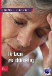 Krogt, S. van der, Starink, A., Questgroep - Casuistiek voor doktersassistenten Casuïstiek voor doktersassistenten Ik ben zo duizelig - POD editie