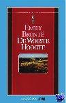 Brontë, Emily - Vantoen.nu Woeste Hoogte - POD editie