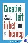 Fange, E.K. von - Vantoen.nu Creativiteit in het beroep - POD editie