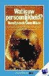 Eysenck, H.J., Wilson, Gayle - Wat is uw persoonlijkheid? - POD editie