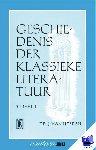 IJzeren, J. van - Vantoen.nu Geschiedenis der klassieke literatuur I - POD editie