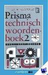 Damerau, H. - Vantoen.nu Prisma technisch woordenboek 2 - POD editie