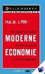Pen, J. Prof. Dr. - Vantoen.nu Moderne economie - POD editie