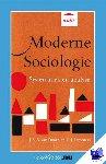 Doorn, J.A.A. van - Vantoen.nu Moderne Sociologie - POD editie