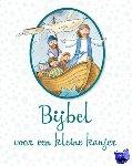 David, Juliet - Bijbel voor een kleine kanjer