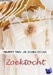 Steeg-Stolk, Hanny van de - Zoektocht - grote letter uitgave