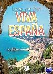 Rijn, Linda van - Viva España - grote letter uitgave