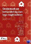 Nugteren, Koos van, Winkel, Dos - Orthopedische Casuïstiek Onderzoek en behandeling van lage rugklachten - POD editie