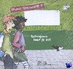 Schweitzer, Henk - Schrijven leer je zo! - Blanco lijnenschrift 5 - set van 5 ex.