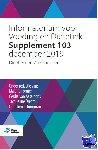 - Informatorium voor Voeding en Diëtetiek – Supplement 103 – december 2019 - POD editie