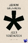 Grunberg, Arnon - Alle Voetnoten
