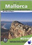 Goetz, Rolf - Rother Wandelgids Mallorca