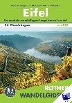Siegers, Dieter, Reitz, Maria, Reitz, Winand - Rother Wandelgidsen Rother wandelgids Eifel