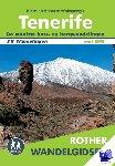 Wolfsperger, Klaus, Wolfsperger, Annette - Rother wandelgids Tenerife