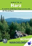 Pollmann, Bernhard - Rother Wandelgids Harz; 50 wandelingen tussen Goslar, Quedlinburg en Gottingen