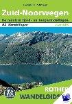Pollmann, Bernhard - Rother wandelgids Zuid-Noorwegen