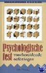 Wiering, John - Praktijkboek psychologische test