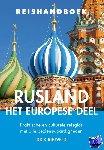 Rietveld, Dick - Reishandboek Rusland – het Europese deel