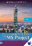 Schouppe, Hugo, Schouppe, Evert - Projectmanagement met Microsoft Project - POD editie