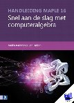 Kamminga van Hulsen, Metha - Handleiding Maple 16 - POD editie