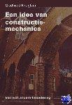 Kruijtzer, G. - Een idee van constructie-mechanica