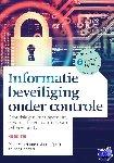 Houten, Pieter van, Wolters, Koos, Spruit, Marcel - Informatiebeveiliging onder controle, 4e editie met MyLab NL toegangscode