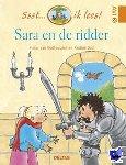 Oudheusden, Pieter van - Ssst... ik lees! Sara en de ridder AVI 3/M4