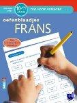 Bastin, Karen - Tijd voor Huiswerk Oefenblaadjes- Frans 10-11 jaar