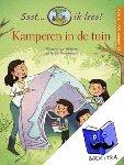 Abeelen, Willemijn van - Ssst... ik lees! Kamperen in de tuin AVI E3