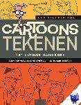 Hart, Christopher - Cartoons tekenen - Het ultieme handboek
