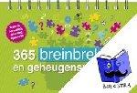 - 365 breinbrekers en geheugenspelletjes