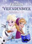 - Frozen vriendenboek