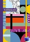 - Notitieboek (groot) - Multicolor