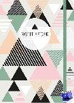 - Notitieboek (groot) - Triangles