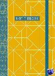 - Notitieboek (klein) - Patterns