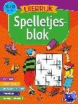 ZNU - Leerrijk spelletjesblok (8-10 j.)
